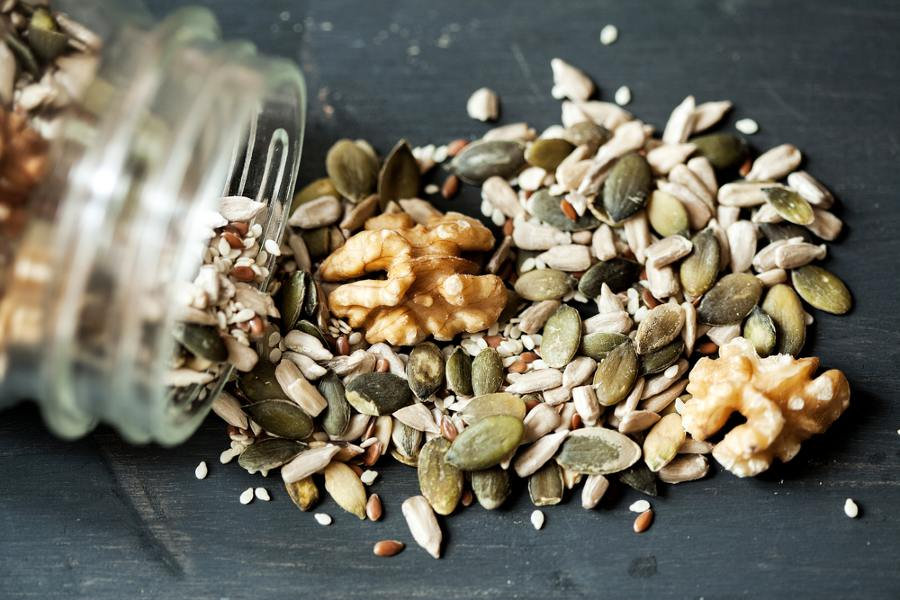 Seed cycling and hormonal balance