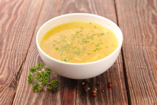 Vegan vegetable stock for collagen
