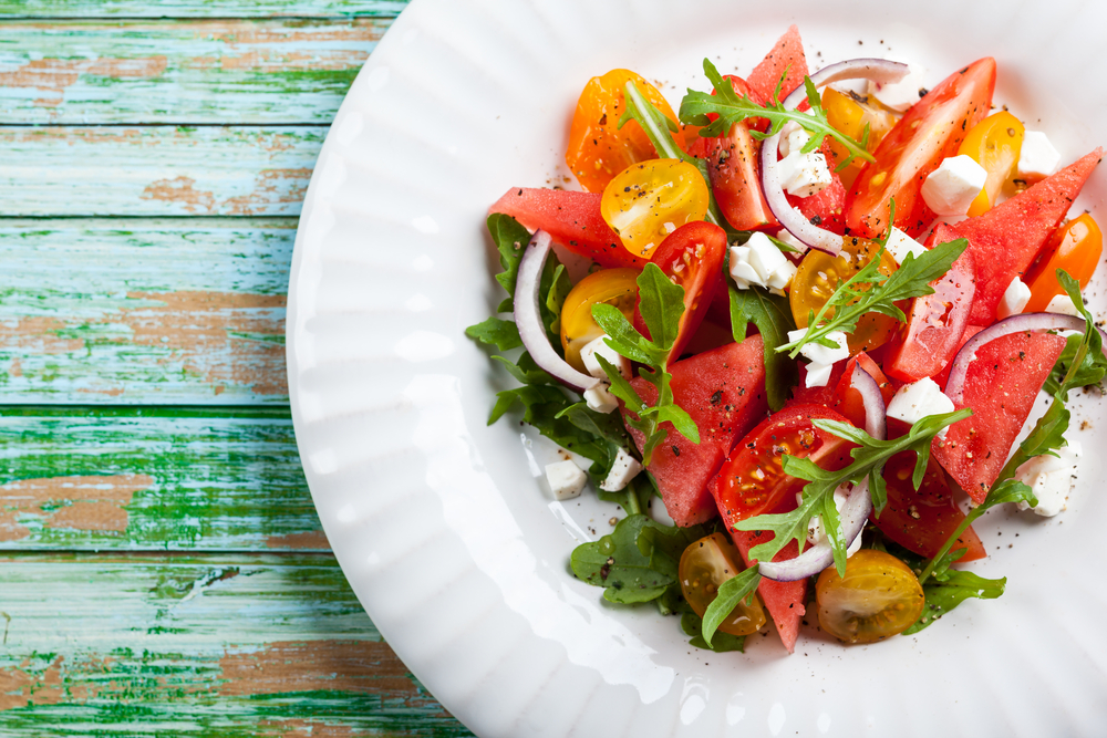 Plant-based nutrition during summer: the benefits